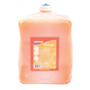 Crème lavante Swarfega orange bidon de 4 litres