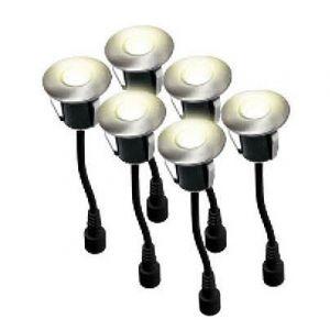 Easy Connect Lampe à encastrer LED classe d'efficacité énergétique?: A 6 pièces Diamètre?: 4,5 cm