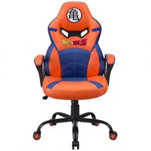 Subsonic Siège gamer Junior Dragon Ball Z Orange et bleu