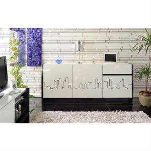 Enfilade Urban Street 3 portes (83 x 180,4 cm)