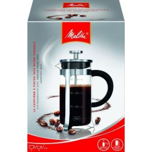Melitta cafeti re piston micro ondable 8 tasses - Cafetiere a piston avis ...
