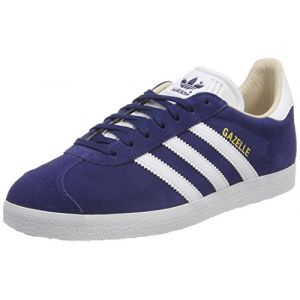 Adidas Gazelle W, Bleu (Indnob/Ftwbla/Lino 000), 41 1/3 EU