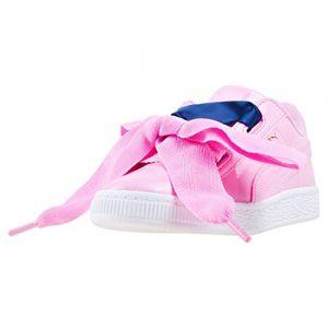 Puma Chaussures enfant Basket Heart Patent PS