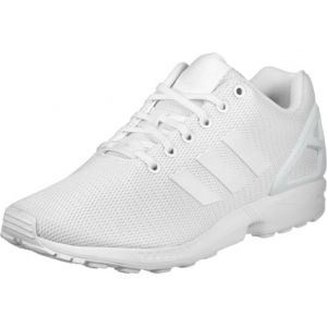 Adidas S32279 - Chaussures Gymnastique - Mixte Adulte - Blanc (Footwear White/Footwear White/Clear Grey 0) - Taille: 45 1/3 EU