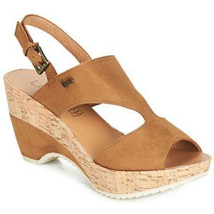 Image de LPB Shoes Sandales JACINTHE Marron - Taille 36,37,38,39,40,41