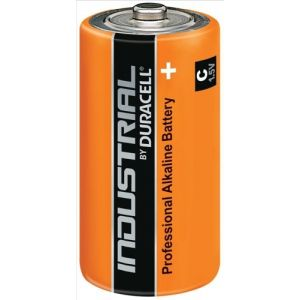 Duracell 10 piles alcalines C LR14 Industrial
