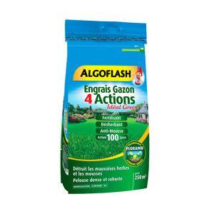 Algoflash Engrais gazon 4 actions 8,75 kg