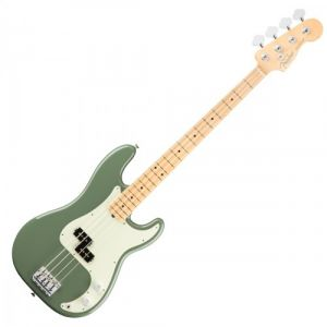 Fender American Professional Precision Bass (USA, MN) - Antique Olive