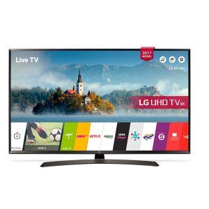 LG 49UJ634V - Télévision 4K  12 cm
