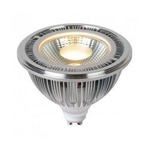 Lucide LED BULB - Ampoule Led - D108 cm - LED - GU10 - 1x12W 2700K - Blanc