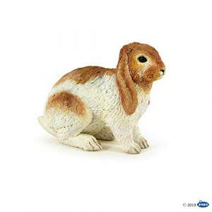 Papo Figurine lapin bélier