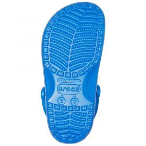 Crocs 10001 Classic, Sabots Mixte Adulte - Bleu (Bright Cobalt 4jl) - 46/47 EU
