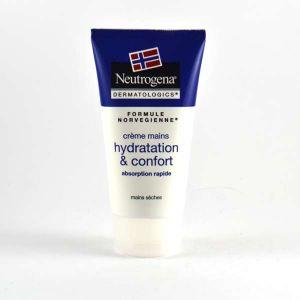 Neutrogena Crème mains hydratation et confort