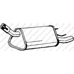 Bosal Silencieux arrière 185-339