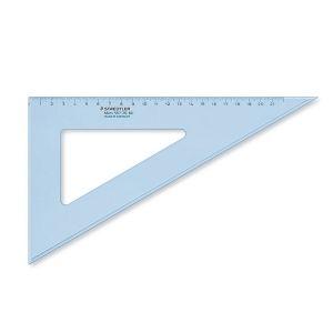 Staedtler Equère tansparente 26cm 60° 30°