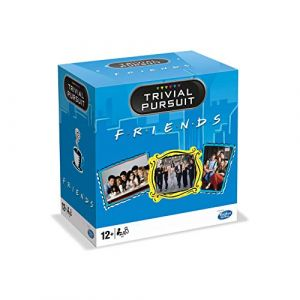 Winning Moves Trivial Pursuit : édition Friends