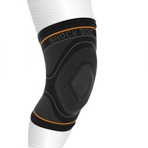 Shock doctor Compression Knit - Black / Grey - Taille XL