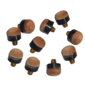 Supreme 10 embouts standard à visser 9 mm