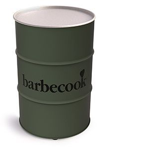 Barbecook Barbecue charbon EDSON ARMY style