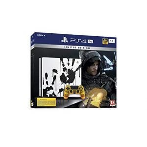 Sony Console PS4 Pro 1To Edition Death Stranding