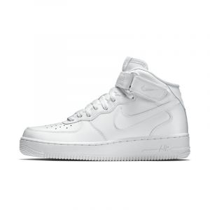 Nike Chaussure Air Force 1 Mid'07 pour Homme - Blanc - Taille 51.5 - Male