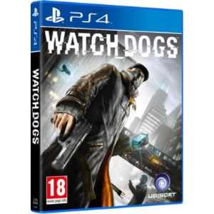 Watch Dogs [PS4]