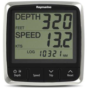 Raymarine I50 Tridata System Thru-hull Transducer - GPS marin