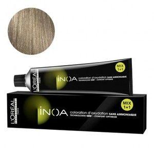 L'Oréal Inoà - Coloration sans ammoniaque blond très très clair Cendré 10.1