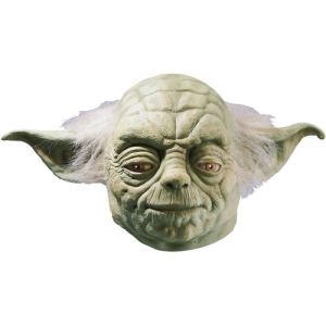 César Masque Yoda en latex