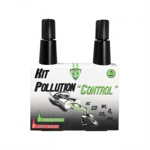Spheretech Kit d'entretien Pollution 'control' Essence 2 X 350 Ml
