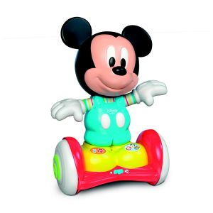 Clementoni Jouet D'éveil Baby Mickey Hoverboard Disney Baby - L'hoverboard