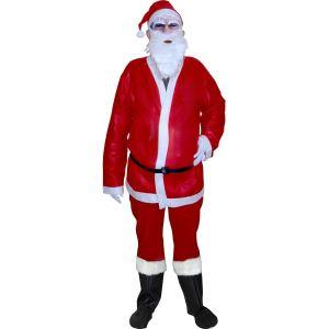 Tikoo Déguisement Père Noël US (taille unique)