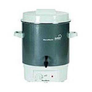 Kochstar 99104035 - Stérilisateur électrique avec robinet 27 L