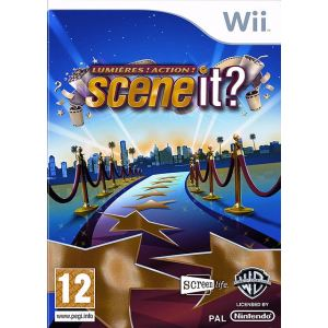 Scene it ? Lumières ! Action ! [Wii]