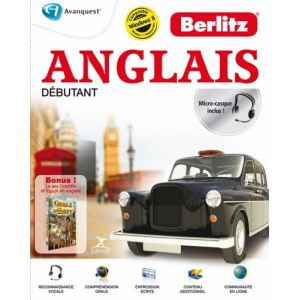 Berlitz Anglais - Débutant [Windows]