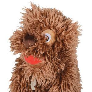 Histoire d'ours Peluche Piloo Piloo - Ours brun 70 cm