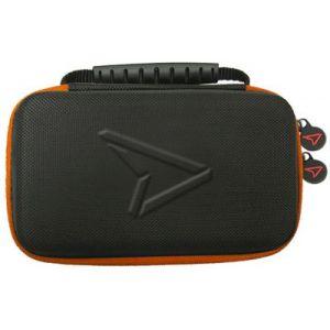 Steelplay Housse de protection Sacoche 2DS XL noire/orange