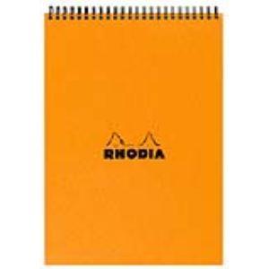 Rhodia Cahier bloc-notes Classic 80 feuilles (A4)