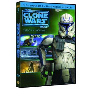 Star Wars : The Clone Wars - Saison 4, Volume 3