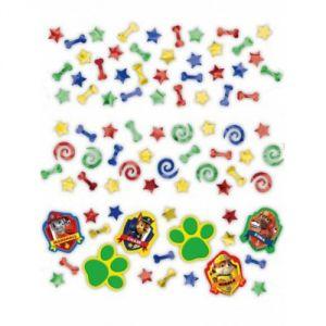 Confettis de table d'anniversaire Pat'Patrouille