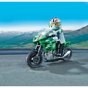 Playmobil 5524 Sports et Action - Moto de sport