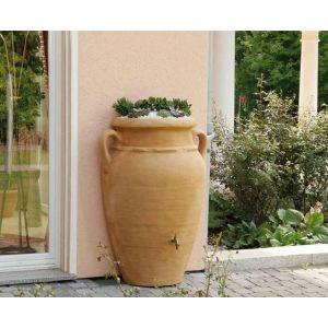 Garantia Récupérateur eau mural 260L Amphore Antik sable