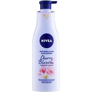 Nivea Lait-huile fleur de cerisier & huile de jojoba