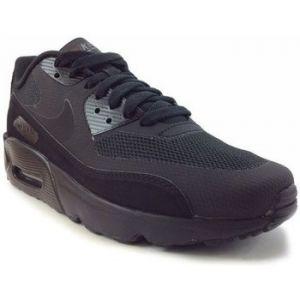 sale retailer c0a91 b62a9 Nike Air Max 90 Ultra 2.0 (GS), Baskets Mixte Enfant, Noir (
