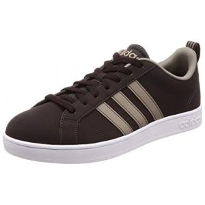 Adidas Vs Advantage, Chaussures de Tennis Homme Marron