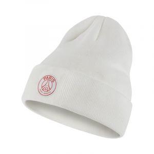 Nike Bonnet de football Paris Saint-Germain - Blanc - Taille Einheitsgröße - Unisex