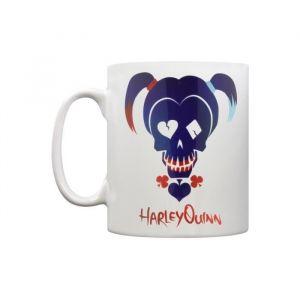 Mug Suicide Squad Harley Quinn Skull