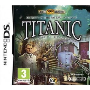 Hidden Mysteries : Titanic [NDS]