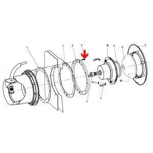Weltico 796533 - Vis de bride de projecteur (les 10)