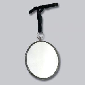 Miroir emde comparer 67 offres for Miroir mural rectangulaire bois 50 x 160 cm argent length